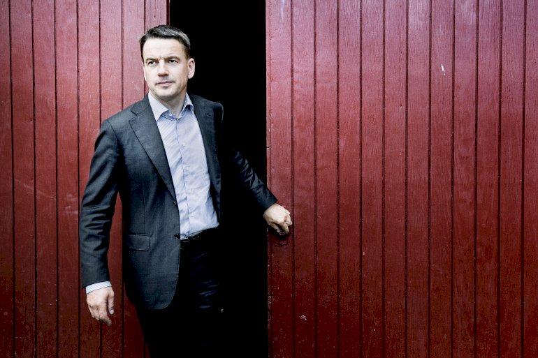 Christian Friis Bach har ingen drejebog med sig til FN. Til gengæld er de fire ledelsesprincipper  ansvarlighed, deltagelse, åbenhed og ligebehandling med i bagagen. Foto: Polfoto