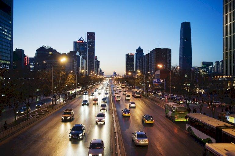 Megabyen Beijing får massivt brug for Smart City-løsninger, og dem skal danske virksomheder være klar til at kunne levere, mener Carsten Hansen. Foto: Polfoto