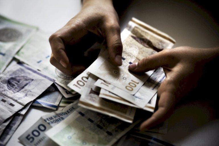 Fra efteråret 2012 er udbetaling af folkepension, førtidspension, boligstøtte, barselsdagpenge og børnebidrag blevet varetaget af Udbetaling Danmark. Foto: Polfoto