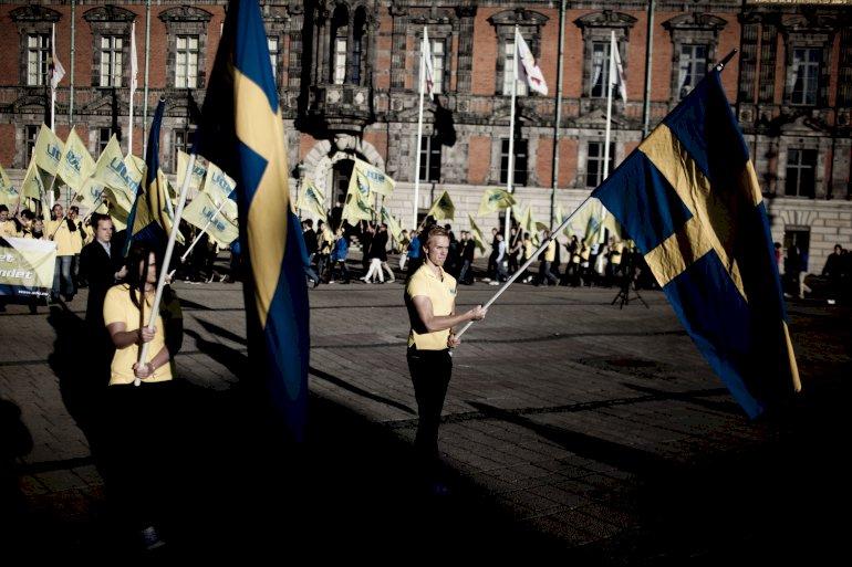 Ingen plads til Jimmie Åkesson i blå blok