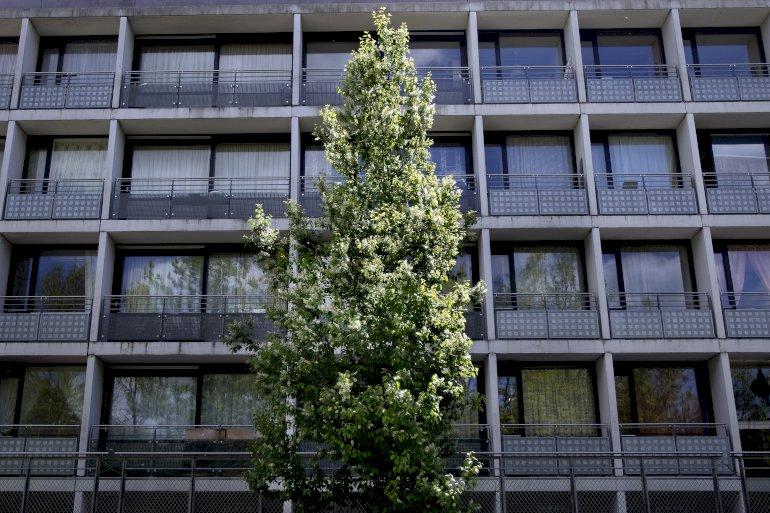 Landsbyggefonden regner med, at der skal rives 12.000 boliger ned de næste fem-ti år.Foto: Polfoto