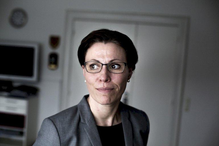 Winni Grosbøll skal stå skoleret