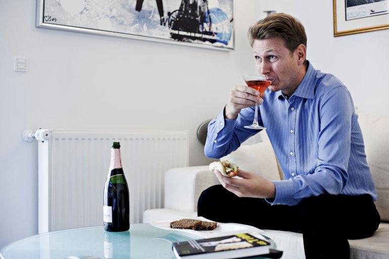 Per Wimmer er indehaver af investeringsbanken Wimmer Financial i London og har som finansmand specialiseret sig i investeringer i cleantech og energiprojekter. Den Grønne Boble udkom på dansk den 21. oktober 2014.Foto: Colourbox