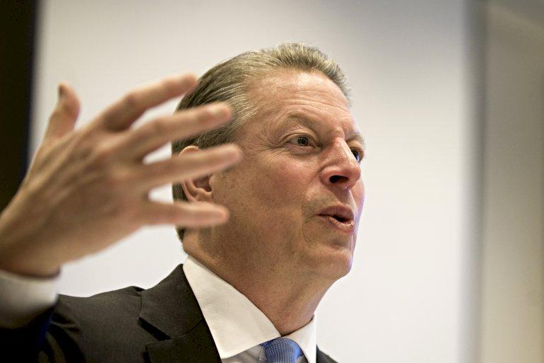 Klimaforkæmperen og mangemillionæren Al Gore satte fokus på vækstbegrebets manglende hensyn til negative og svært målbare konsekvenser, da han forleden gæstede Skjern - i eget privatfly.