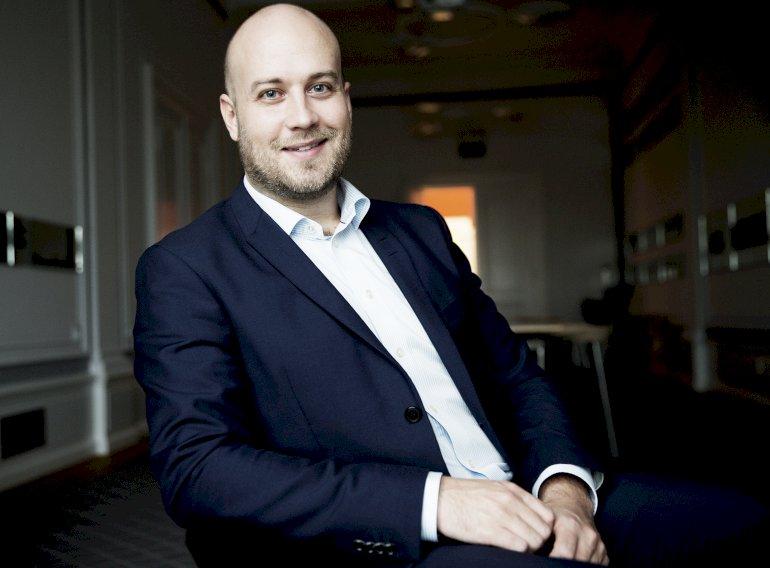 Daniel Rugholm sad i 2010-2011 i Folketinget som suppleant for tidligere sundhedsminister Jakob Axel Nielsen. Foto: Scanpix