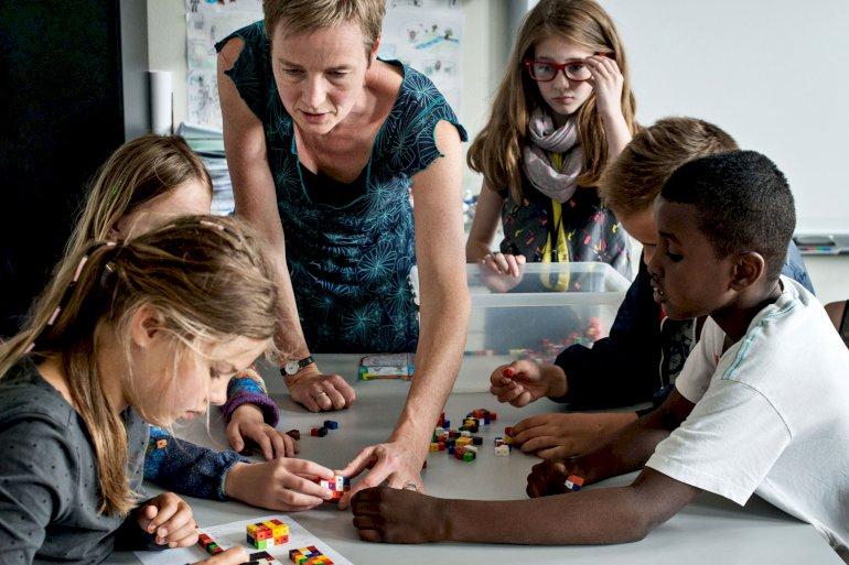 Venstre mener, at de nuværende rammer kan være en forhindring for progressive skoleledere. Foto: Katinka Hustad / Polfoto