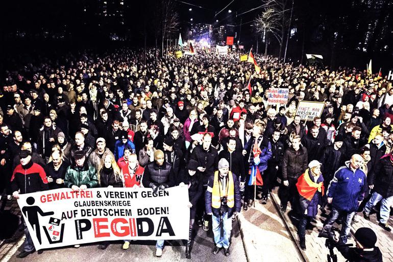 Vi er ikke et parti. Vi er folket. Vi er den egentlige opposition
