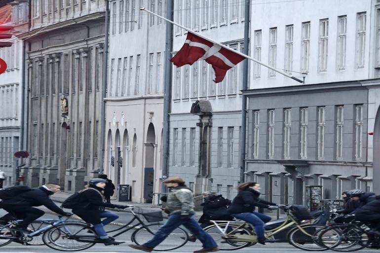 Der gik ikke mange timer efter angrebet lørdag den 14. februar, før de første politikere krævede strengere straffe og placerede skylden på venstrefløjen. Foto: Polfoto