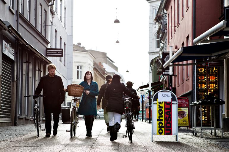 Danskerne er lukkede velfærdselskere