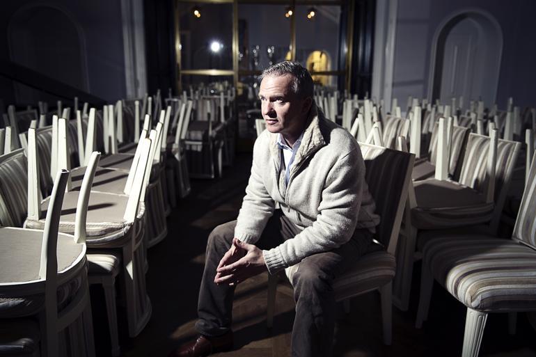 I Schweiz, hvor Lars Tvede bor, er det offentlige decentralt organiseret. Efter hans mening resulterer decentralisering i mere innovation.Foto: Polfoto