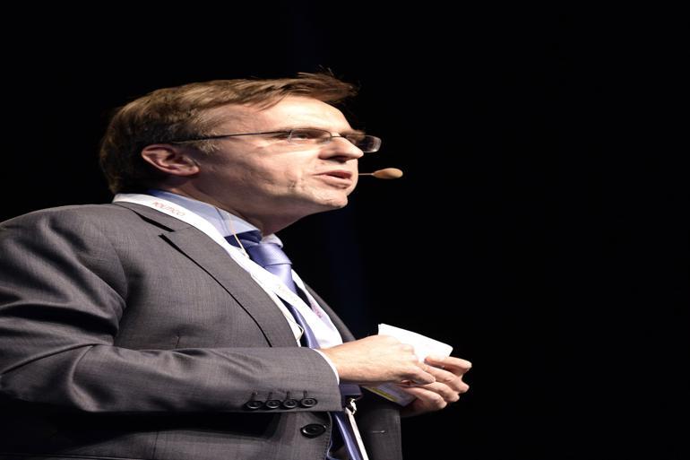 Matthew Kaminski er tidligere medlem af lederkollegiet på avisen Wall Street Journal. Foto: Polfoto