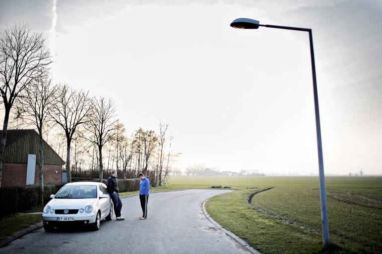Udkantsdanmark skal hjælpes med flere statslige arbejdspladser, mener DF. Foto: Joachim Adrian/POLFOTO.
