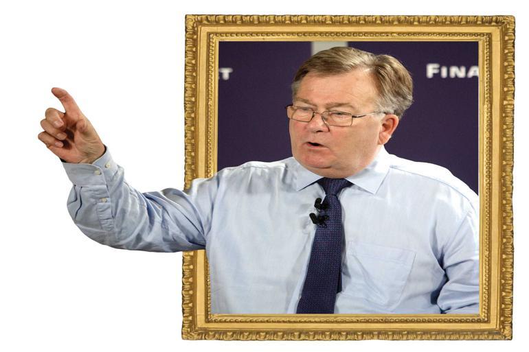 Claus Hjort Frederiksen insisterer på at kalde den nationale økonomi for et husholdningsbudget, hvilket indikerer, at man ikke kan gå i minus, og det er ifølge de to forfattere et eksempel på god framing. Foto: Polfoto