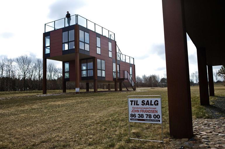 Nu er der åbnet op for, at danskerne kan få boliger med havudsigt. Foto: Casper Dalhoff / Polfoto / Arkiv