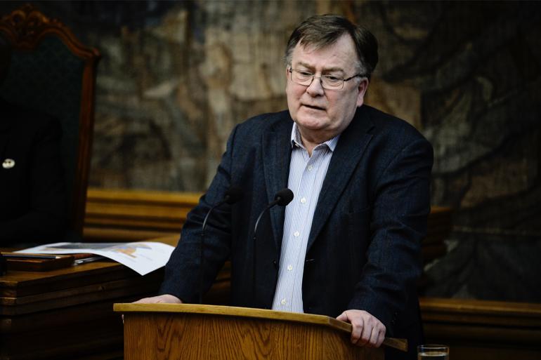 Finansministeren foreslår at lempe på eksempelvis krav til helbredsvurderinger, modtageklasser og boligplacering for at gøre integrationsinsatsen billigere.  Foto: Philip Davali/POLFOTO