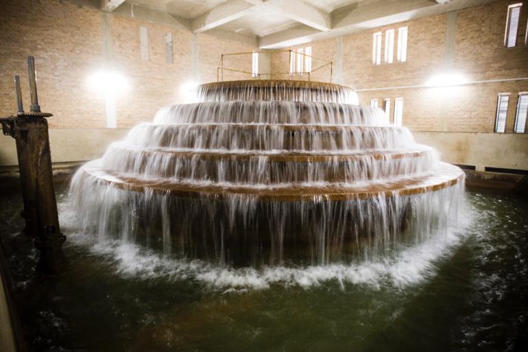 Tidligere regeringer har set store muligheder i eksport af vandteknologi. Men de muligheder risikerer vi at kuldkaste med den nye vandlov, advarer sektoren.  Foto: Tariq Mikkel Khan/POLFOTO