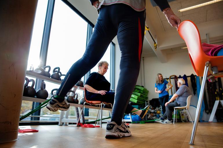 KORA har undersøgt kvalitetsstandarders effekt indenfor ældrepleje, socialpædagogisk bistand og genoptræning. Foto: Finn Frandsen / Polfoto