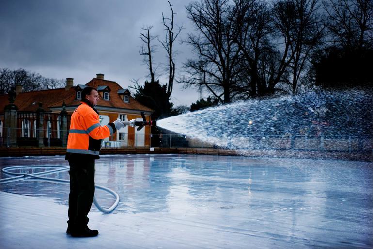 Frederiksberg Kommune havde i 2014 landets laveste serviceniveau på 0,91. Foto: Carsten Snejbjerg/Polfoto