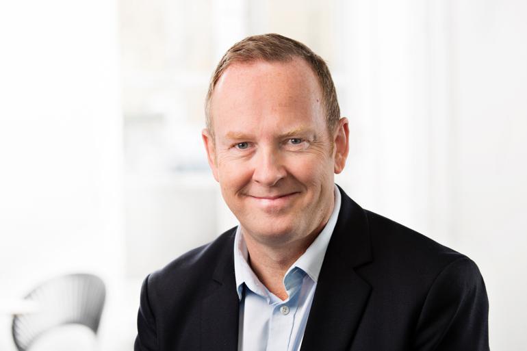 Jesper Bove-Nielsen har skrevet bogen Den nye deleøkonomi - digitale strategier i adgangssamfundet. Foto: Presse