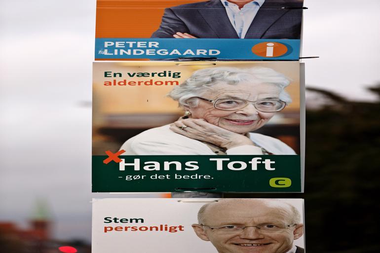 Rudersdal, Hørsholm, Gentofte, Lyngby-Taarbæk og Allerød Kommune står til at få samlet 49,5 millioner kroner ud af den vedtagne værdighedsmilliard. Foto: Jens Dresling / Polfoto