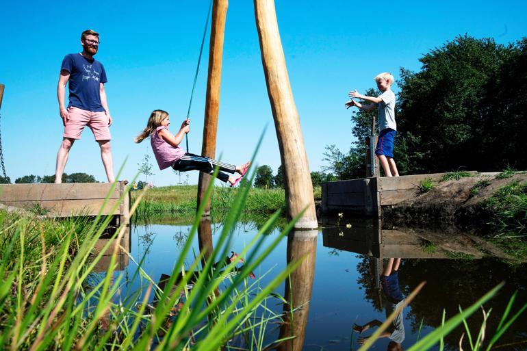 Våd lykke i Viborg