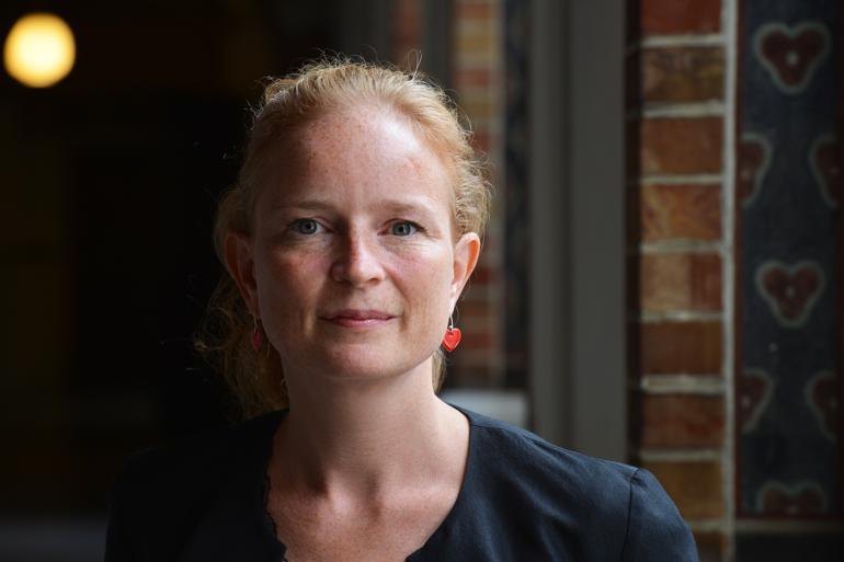 Ninna Thomsen (SF), sundhedsborgmester i København, har valgt ikke at stille op til næste valg, og SF København har i stedet peget på BR-medlem Sisse Welling. Foto: Mik Eskestad / Polfoto