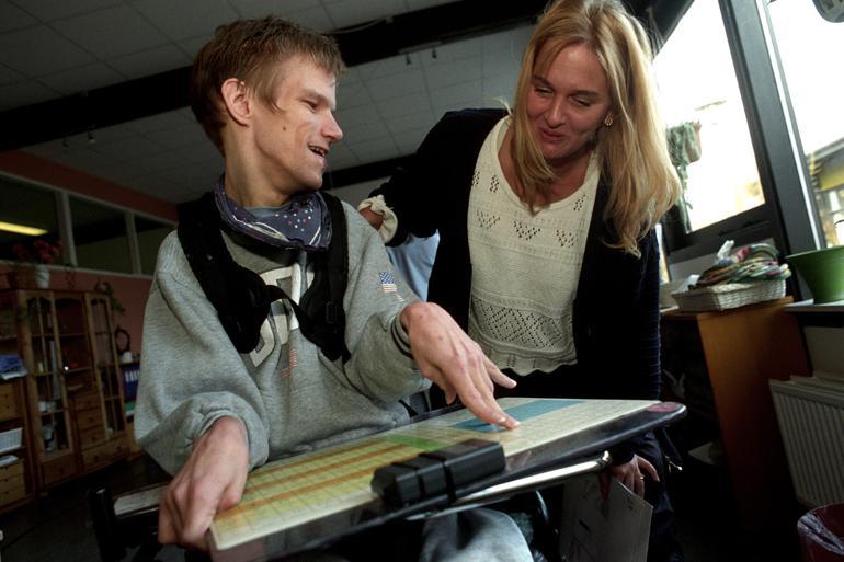 Der skal laves mere statistik på handicapområdet, hvis man vil sikre en reel udvikling af området, konkluderer Institut for Menneskerettigheder i ny rapport. Foto: Nicola Fasano / Polfoto