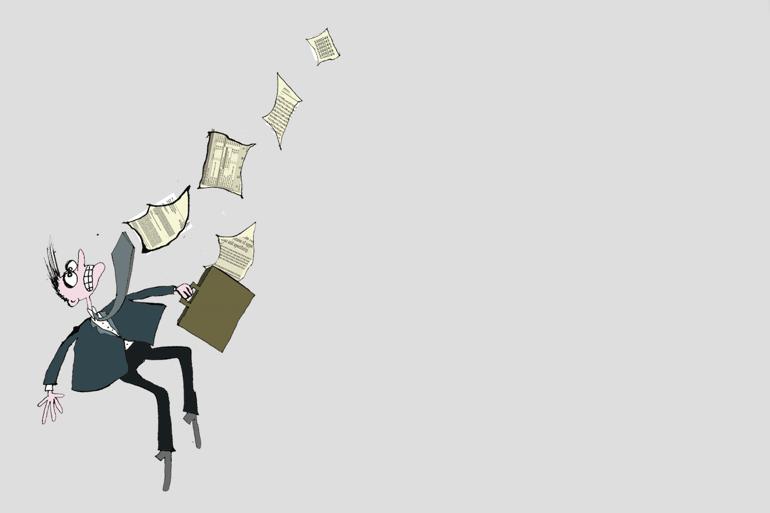 Case 3: Nu bliver lønnen udbetalt til tiden
