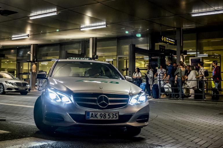 Med det nye udspil til taxalov kan det blive svært at sikre taxadækning i landområderne, lyder det fra flere kritikere. Foto: Polfoto