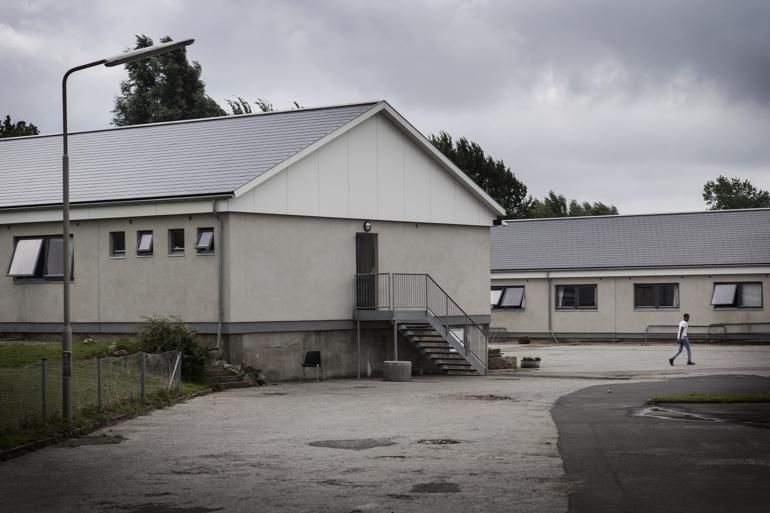 Børnecentret i Tullebølle blev lukket efter en stribe belastende sager. Foto: Rune Aarestrup Pedersen / Polfoto