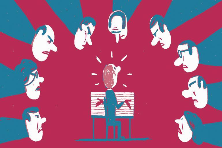 Politikere blander sig (forkert) i chefers arbejde