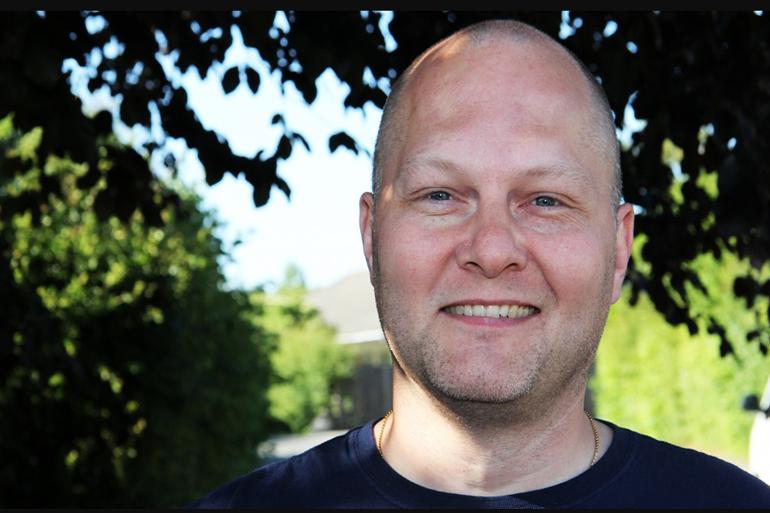 Henrik Kramshøj, tidligere sikkerhedskonsulent hos PriceWaterhouseCoopers og IBM.