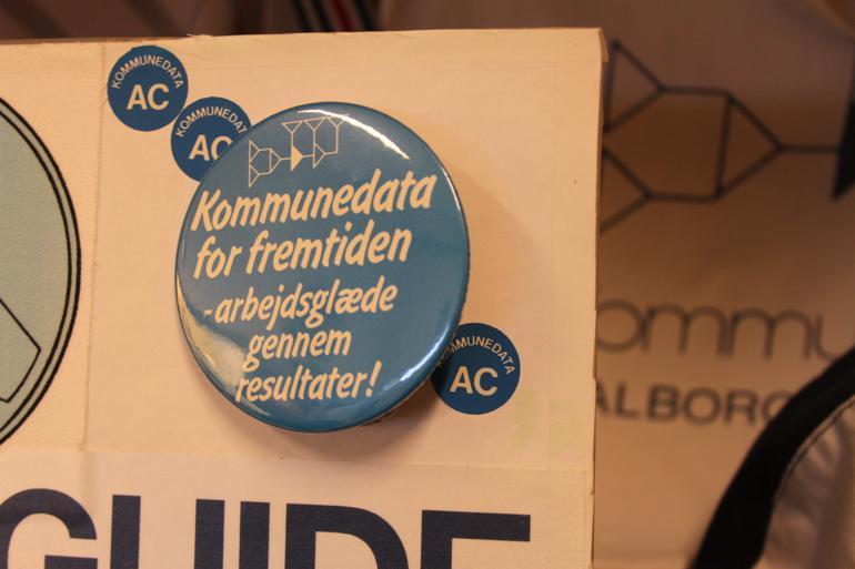 Kommunerne er så utilfredse med it-giganten KMD, at KL's formand, Kalundborg-borgmesteren Martin Damm (V), truer med at udelukke virksomheden i forhold til kommende opgaver. Foto: Jens Holm
