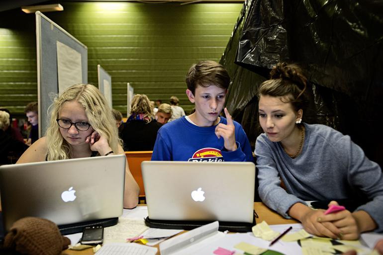 Humor og quiz får unge til at åbne digital post