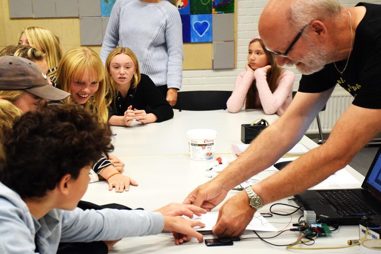 Elever skal løse problemer som ingeniører i naturfagsundervisningen