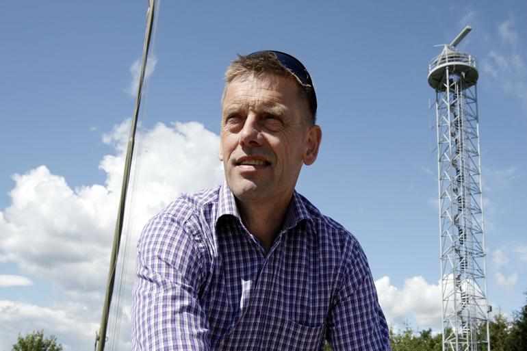 Mogens Haugaard Nielsen (Nyt Stevns) må efter valget aflevere borgmesterposten videre til Anette Mortensen (Venstre).