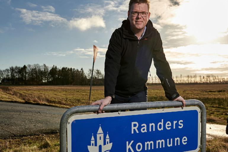 """""""Når Randers FC spiller, kan jeg godt komme til at tale lidt højt"""""""