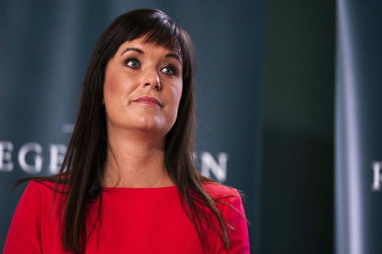 Minister for offentlig innovation, Sophie Løhde, får tirsdag overrakt konklusionen på Ledelseskommissionens arbejde.