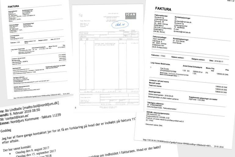 Bilagsrod og uklare regninger: Norddjurs Kommune betalte udgifter uden dokumentation