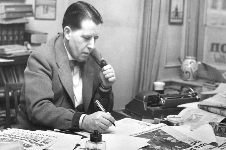 """60 år som """"det kommunale styres egen avis"""""""