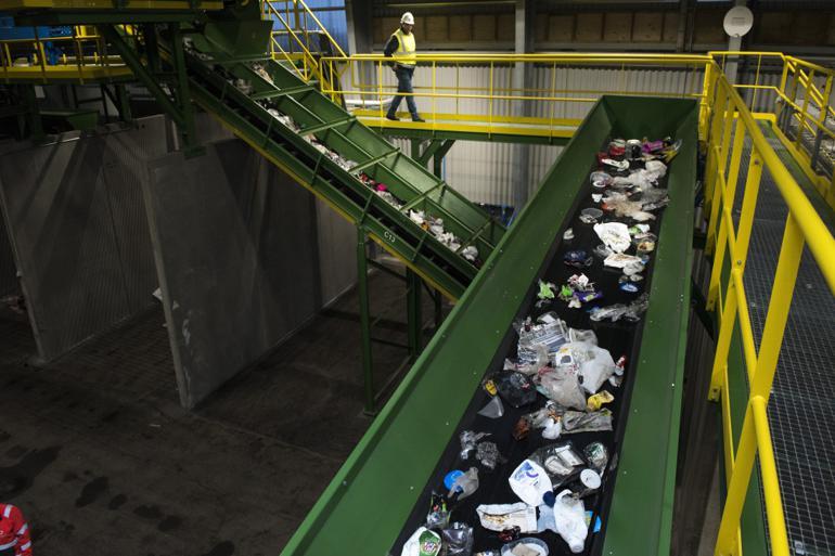 Nordjysk affaldsselskab købte ulovligt ind hos hver tredje topleverandør