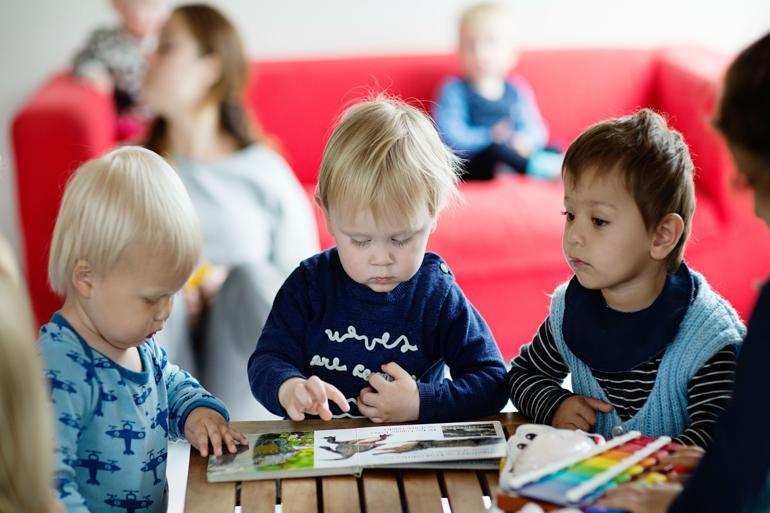 Forskningsprojektet viser også, at børnene bliver mere empatiske, når de har været i et 20-ugers forløb.