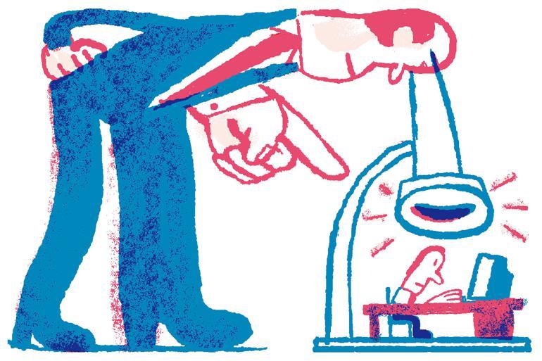 Frustrerede chefer: Politikere blander sig for meget