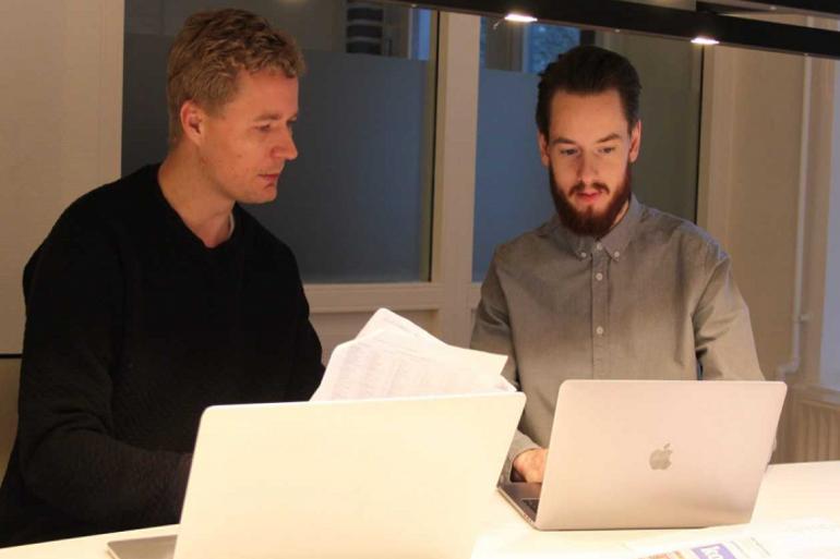 Kommunen.dk-journalister nomineret til pris
