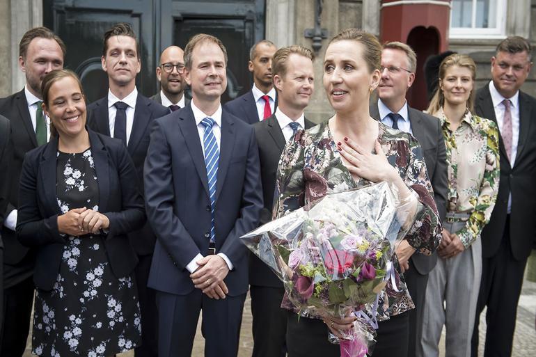 Oversigt: Her er de nye ministre
