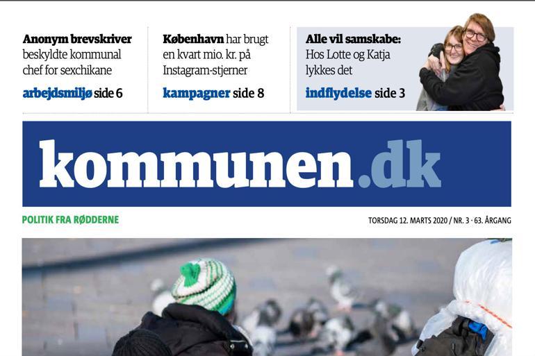 Gratis adgang til kommunen.dk