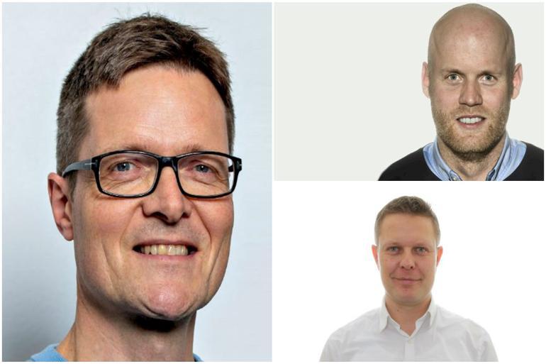 Jan Christensen, Søren Lambertsen og Anders Lundsgaard er tre af dem, der i løbet af den seneste måned har rokeret rundt.