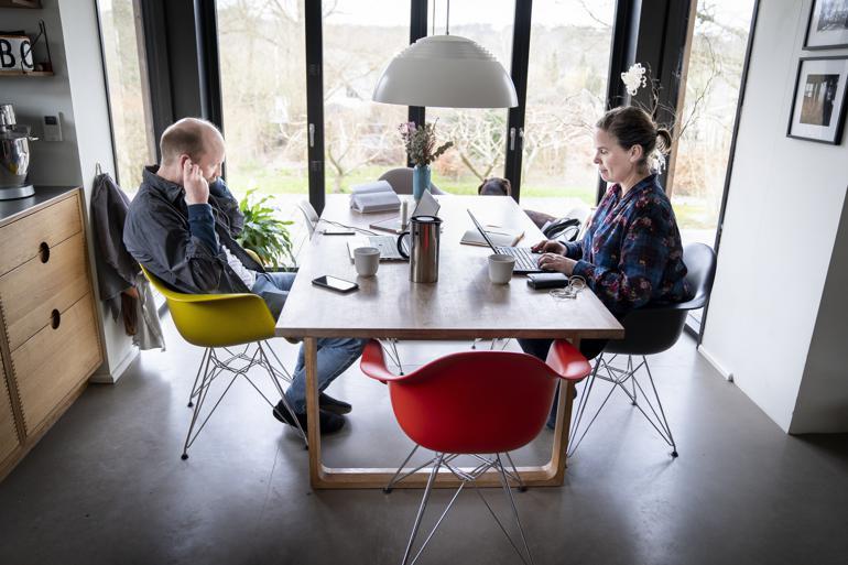 Borgmestre vil lade sløje arbejde hjemmefra
