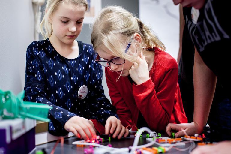 Teknologiske legepladser skaber sammenhængskraft