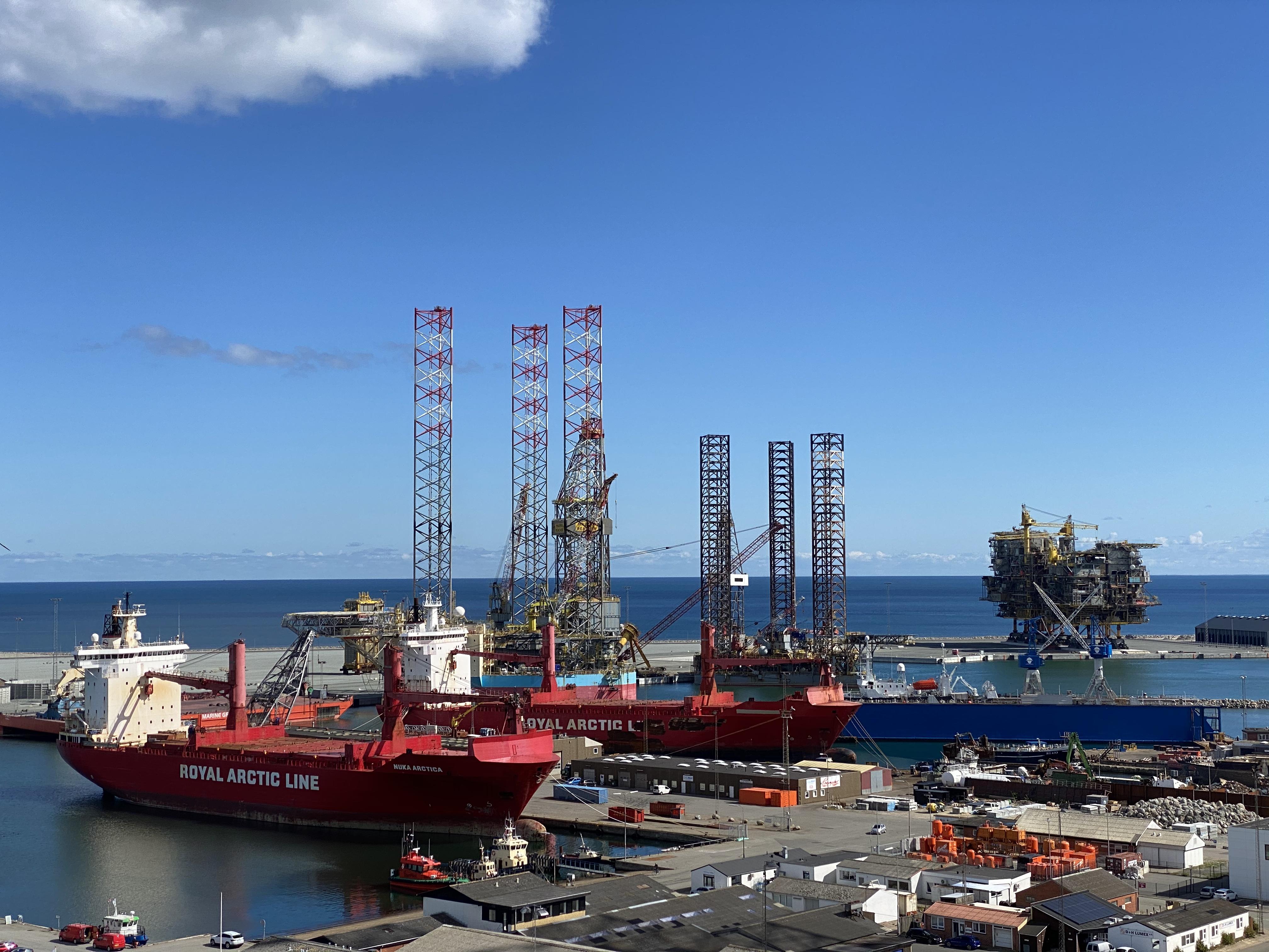Frederikshavn forvandler skrot til nye job